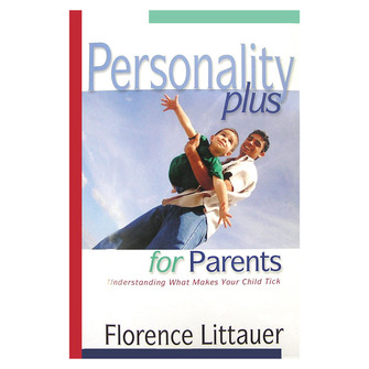 Personality Plus for Parents (Paperback)