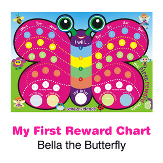 Bella & Friends - My First Reward Chart
