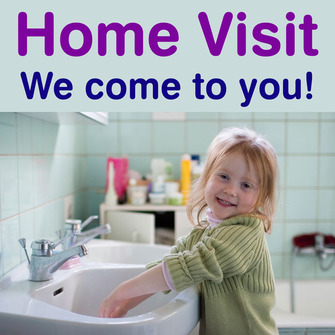 Home Visit | Professional Toilet Training Service
