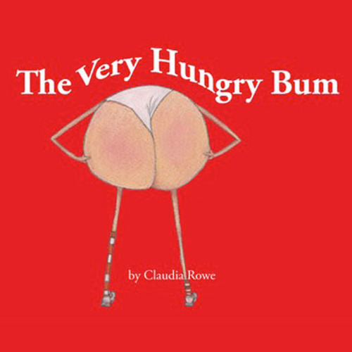 The Very Hungry Bum (Hardcover)