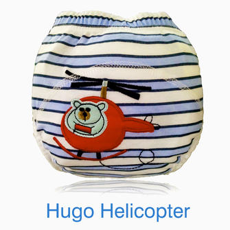 """BIG KID"" Training Pants > Hugo Helicopter"
