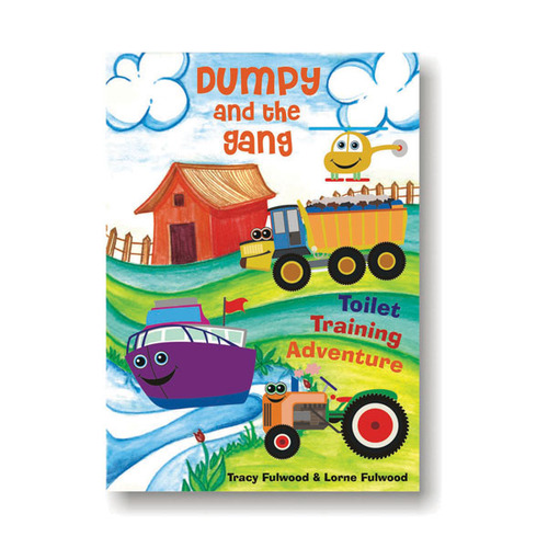 Dumpy & The Gang Toilet Training Adventures