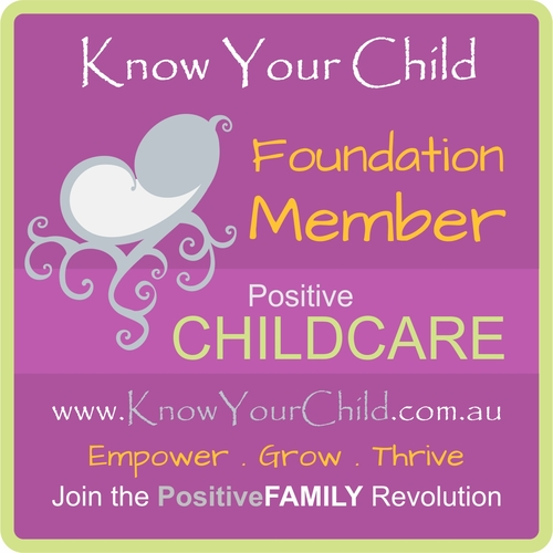 """Know Your Child"" CHILDCARE Foundation Member"