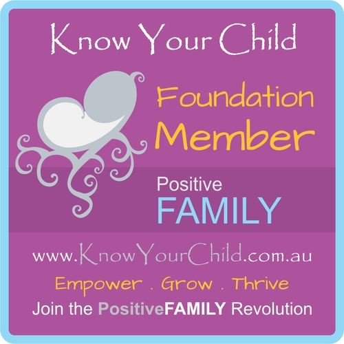"""Know Your Child"" FAMILY Foundation Member"