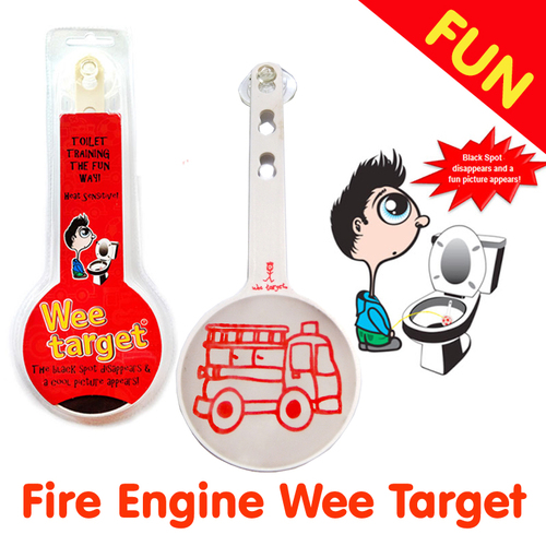 Wee Target: Red Fire Engine